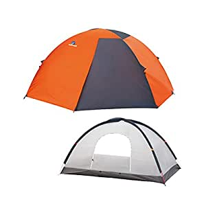 finetrack(ファイントラック) テント FAG0312 カミナドーム2 OG:GY
