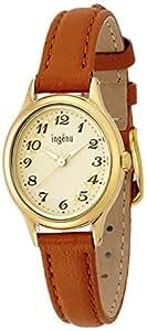 [アルバ]ALBA 腕時計 ingene アンジェーヌ クオーツ ハードレックス日常生活用防水 AHJK421 レディース