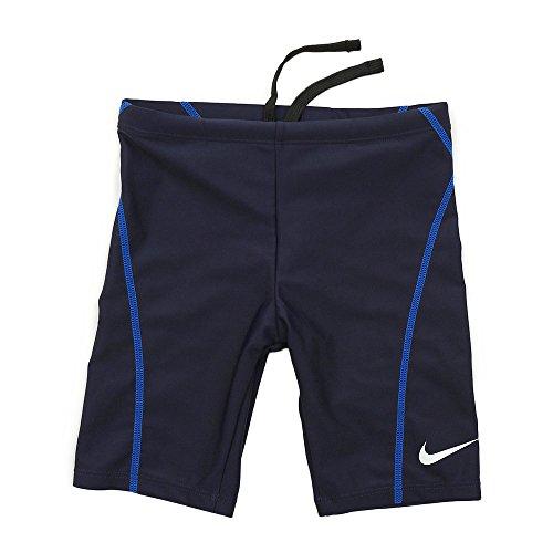 NIKE(ナイキ) ジュニア(キッズ・子供)男子(男の子)スイミングスクール水着海水パンツ(1981610)ネイビーXブルー130