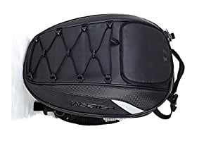 BAGSTER(バグスター) シートバッグ BLACK SPIDER(ブラックスパイダー) 15-23L 44x30x18cm ブラック 4899N