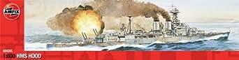 エアフィックス 1/600 HMS フッド