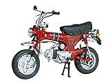 タミヤ 1/6 オートバイシリーズ No.02 ダックス Honda ST70 プラモデル 16002