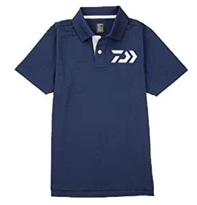 ダイワ(Daiwa) ダイワ ポロシャツ DE-6504 ネイビー WM