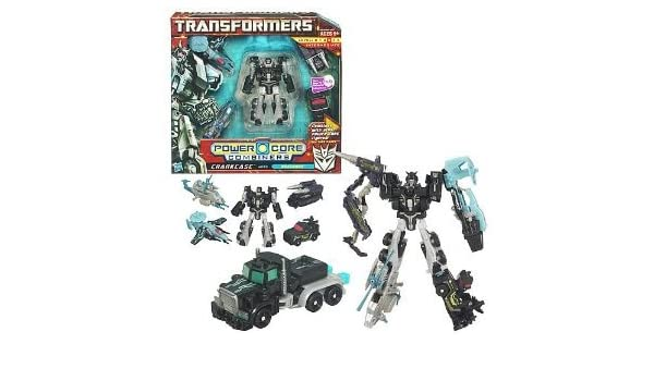 Transformers Powercore Combiners CRANKCASE HELICOPTER DRONE PCC