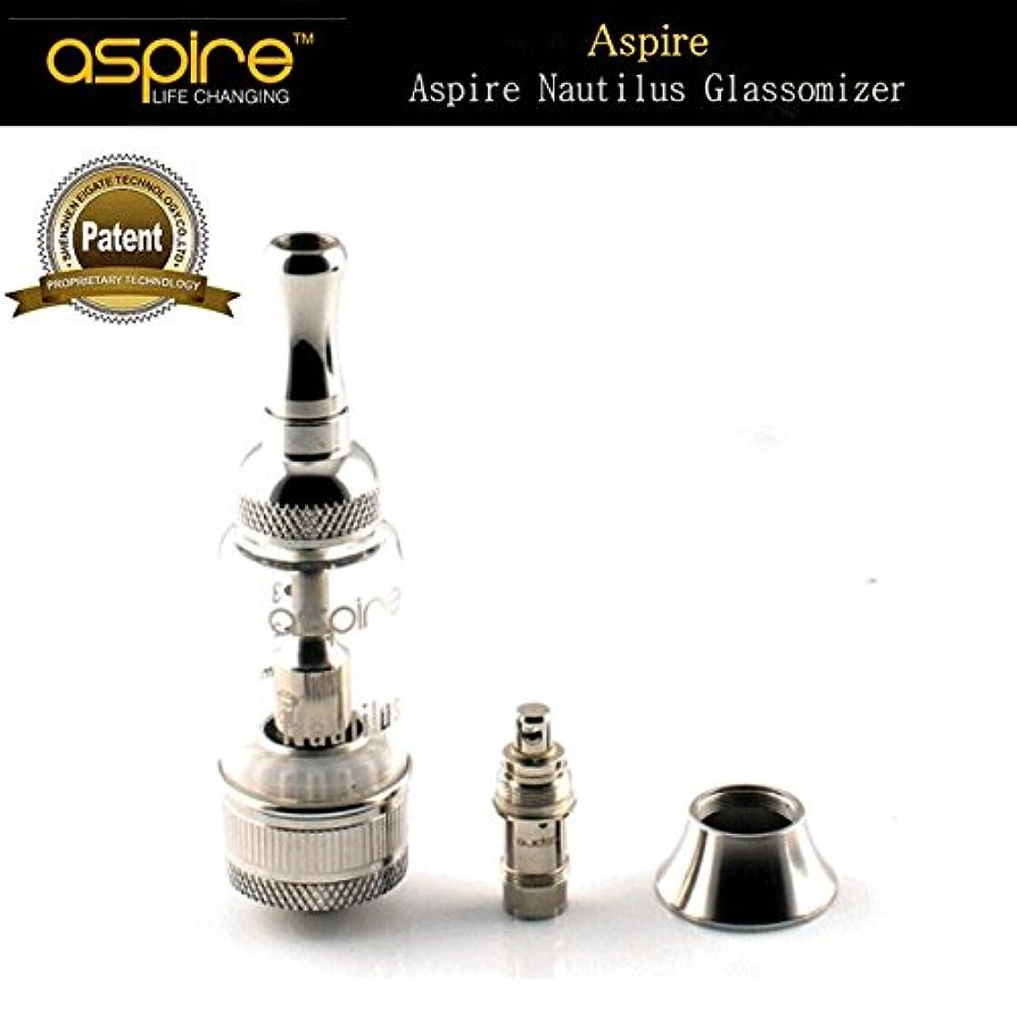 共産主義ギャロップ資料電子タバコ Aspire Nautilus Glassomizer アトマイザー