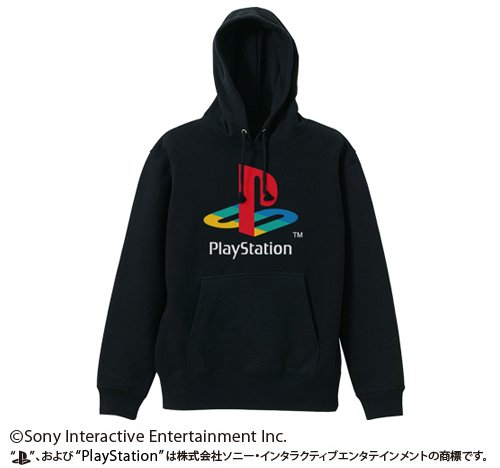 PlayStation プルオーバーパーカー 初代