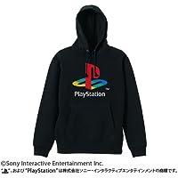 "PlayStation プルオーバーパーカー 初代 ""PlayStation"" ブラック Sサイズ"