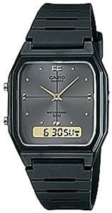 [カシオ]CASIO 腕時計 ユニセックス アナデジ AW48HE-8A[逆輸入]