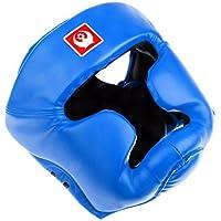 Dovewill 全2色 ボクシング 格闘技に最適  衝撃吸収 ヘッドギア フェイスガード ヘルメット プロテクター