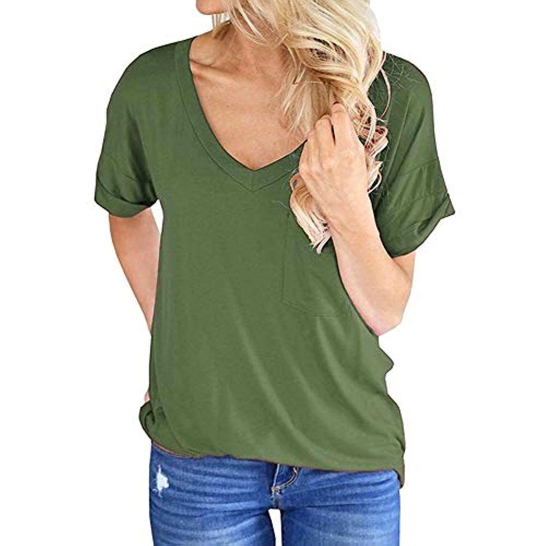 プレゼンガードにおいMIFANポケットシャツ、半袖、コットンTシャツ、夏用トップス、ゆったりしたTシャツ、女性のブラウス、半袖Tシャツ