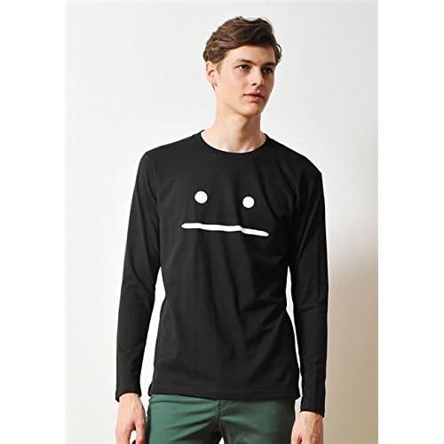 (グラニフ)graniph ベーシックロングスリーブTシャツ / ビューティフルシャドーズーム ( ブラック ) M