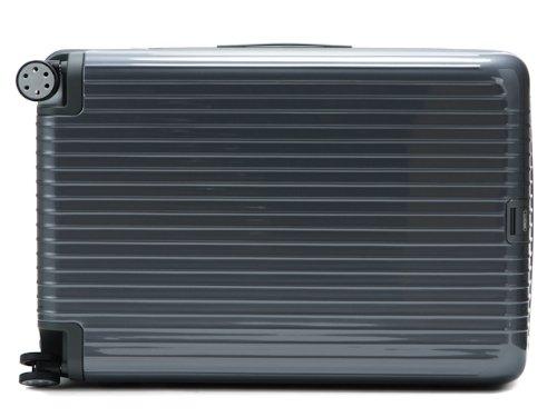 (リモワ)RIMOWA スーツケース 874.80 サルサデラックス/SALSA DELUXE シールグレー 82cm/131L 4輪スーツケース/TSAロック付き [並行輸入品]