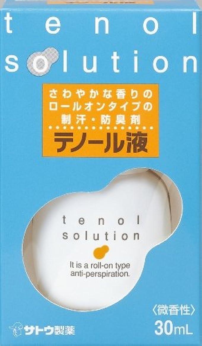 プロテスタント混合慢テノール液 30ml