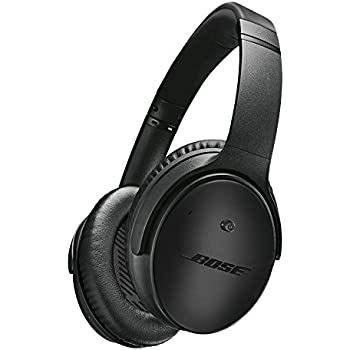 Bose QuietComfort 25 Acoustic Noise Cancelling headphones - Apple devices トリプルブラック