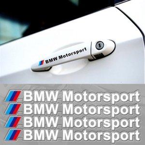 BMW ///M スポーツドアノブ ミニステッカー 1cm×12cm シルバー
