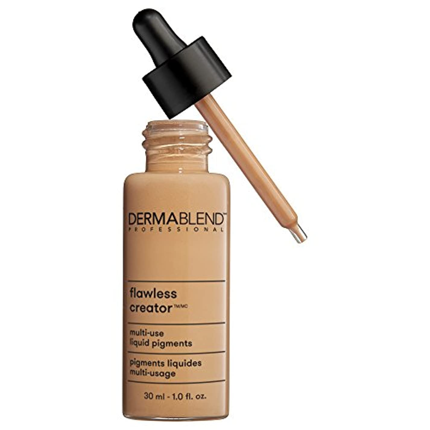 成功丘より平らなダーマブレンド Flawless Creator Multi Use Liquid Pigments Foundation - # 45W 30ml/1oz並行輸入品