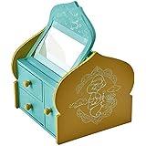 [ベルメゾン]ディズニー メイクボックス メイクワゴン メイクボックス カラー ジャスミン