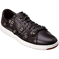 Cole Haan Womens Grand Sport Leather LACE OX Grandpro Tennis Leather Lace Ox Fashion Sneaker
