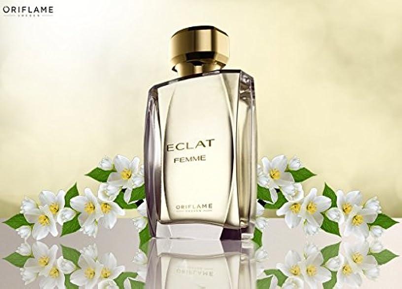 委任する素晴らしい難しいORIFLAME Eclat Femme Eau De Toilette Natural Spray 50ml - 1.6oz