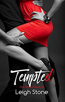 Tempted: One Handed Reads #2 by [Stone, Leigh]