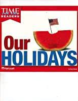 Our Holidays Time for Kids Reader Grade K: Harcourt School Publishers Horizons