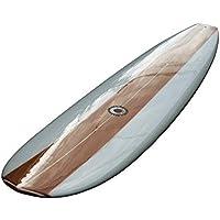 セミロングボード8'0 WOOD●サーフボード《SCELL》 サーフィン