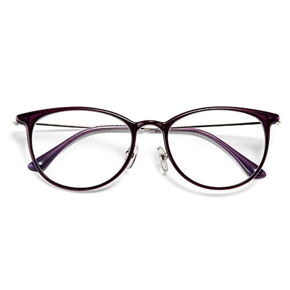 協力的毎年競う老眼鏡、超軽量の女性用老眼鏡、アンチBlu-Rayコンピューター眼鏡、Pc Hd透明レンズ、快適でスタイリッシュな抗疲労