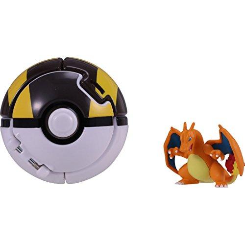 [해외]포켓 몬스터 몬 코레 뽀케데루제 리자 (하이퍼 볼)/Pocket Monsters Moncolle Pocketidze Rizadon (Hyperball)