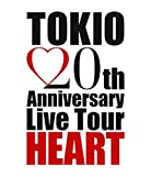 TOKIO 20th Anniversary Live Tour HEART [Blu-ray]