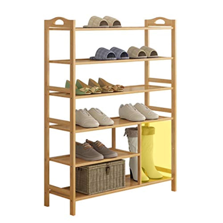 靴ラック6層の多機能家庭の底は、ブーツラックシューズ70~80センチメートルを置くことができます (サイズ さいず : 80cm)