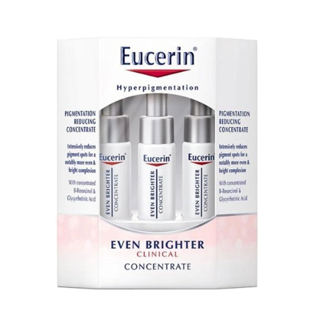 画像顕微鏡大破Eucerin Even Brighter Concentrate 6x5ml [並行輸入品]