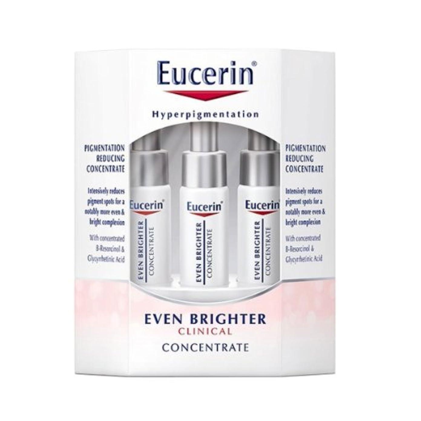 等感度海軍Eucerin Even Brighter Concentrate 6x5ml [並行輸入品]