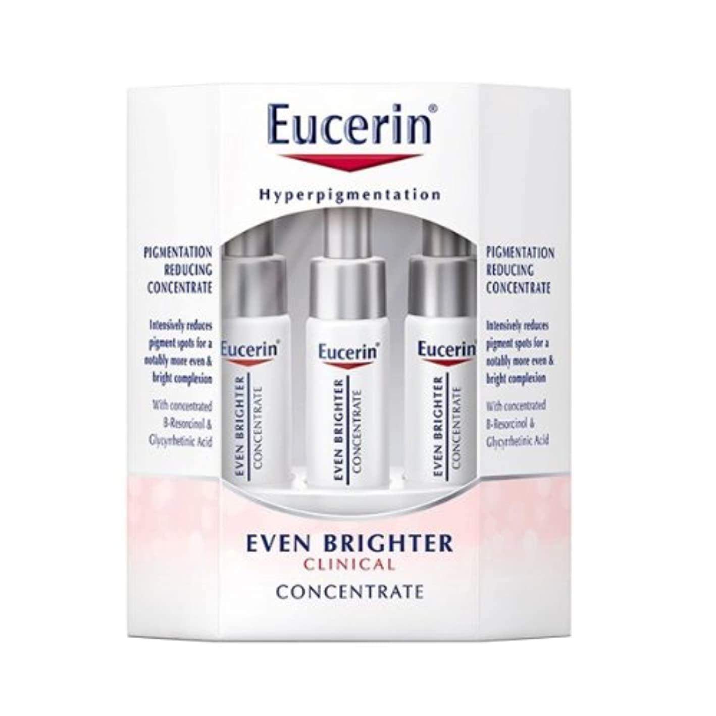 頬骨後退する合金Eucerin Even Brighter Concentrate 6x5ml [並行輸入品]
