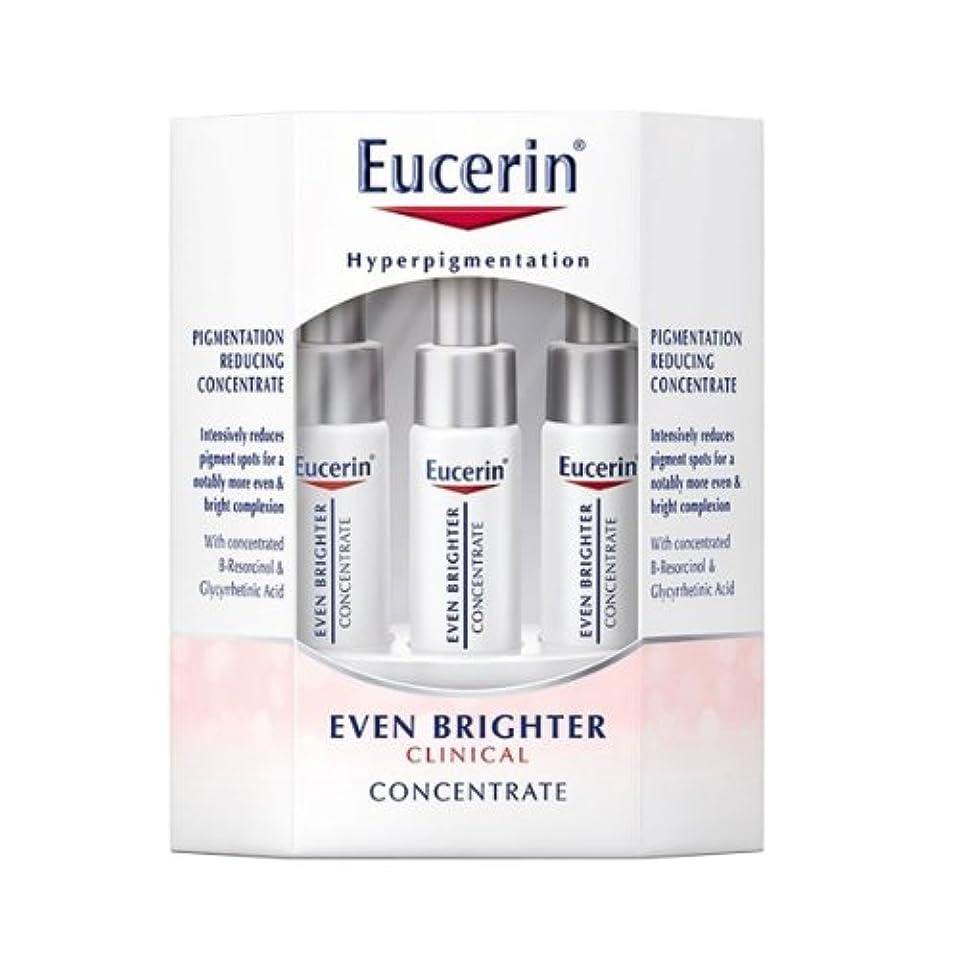 壮大なモック前者Eucerin Even Brighter Concentrate 6x5ml [並行輸入品]