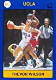 Autograph Warehouse 102500 Trevor Wilson Basketball Card Ucla 1991 Collegiate Collection No. 106