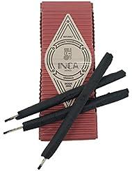 新しいボックスの9プレミアムSandalwood Incense Sticks :手作り100 %ナチュラル、アーティザンand Therapeutic Incense Stickからのブラジルアマゾンフォレスト、経験正...