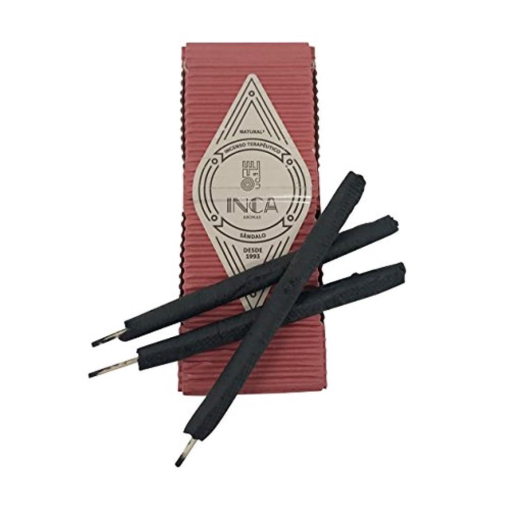 メディックマントル用量新しいボックスの9プレミアムSandalwood Incense Sticks :手作り100 %ナチュラル、アーティザンand Therapeutic Incense Stickからのブラジルアマゾンフォレスト、経験正...