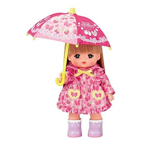 メルちゃん きせかえセット ピンクのレインコートセット...