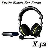 【軽量!!】ノイズカットに優れたワイヤレスゲーミングヘッドセット / Xbox360 Turtle Beach Ear Force X42 Wireless Surround Sound Gaming Headset