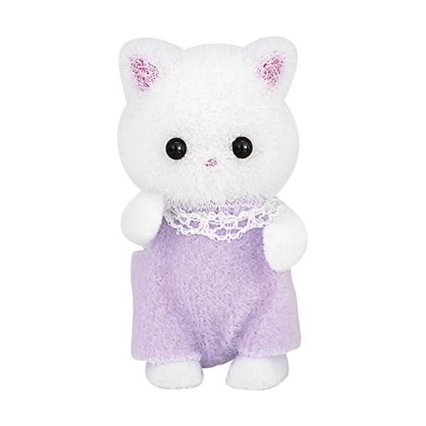 シルバニアファミリー 人形 ペルシャネコの赤ちゃんの商品画像