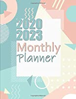 2020-2023 Monthly Planner: 2020 - 2023 Planner Weekly and Monthly: Calendar Schedule + Academic Organizer | Inspirational Quotes and Botanicals and ... July 2020 (2020-2023 Pretty Simple Planners)