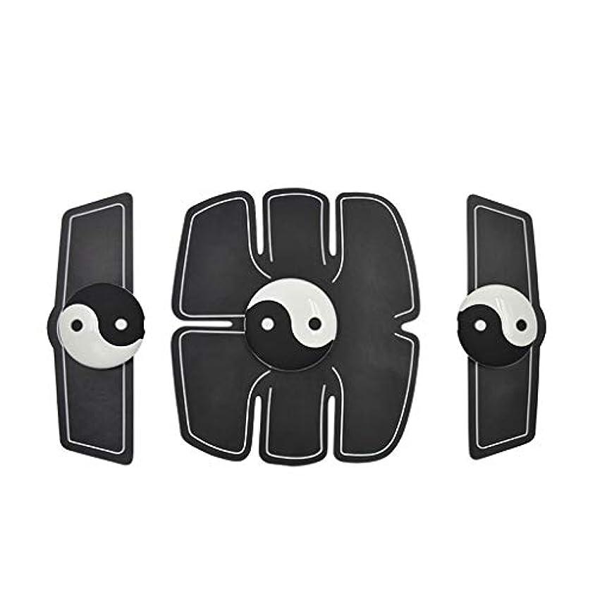 ライセンスインポート中毒Ems筋肉刺激装置、腹部筋肉トナー腹筋トレーナーフィットネスギアabsトレーニング調色ジムトレーニングマシン用男性&女性