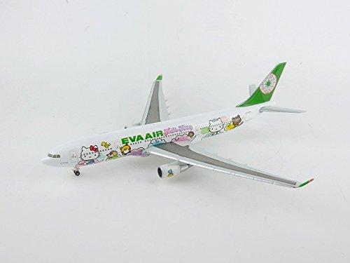 ホーガンウイングス (1/500) エアバス A330-300 エバー航空 特別塗装機 「ハローキティ スピードパフジェット」 B-16309(No.5880)(台湾)