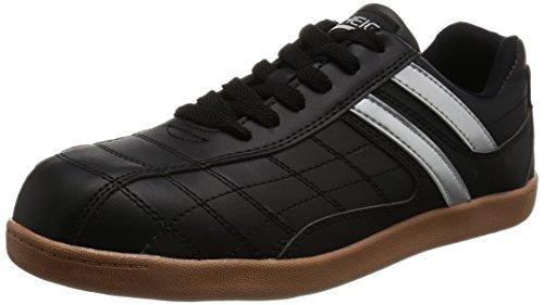 安全靴 セーフティーシューズ HG-1516 ブラック 28 cm