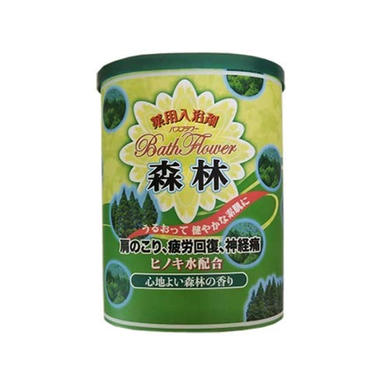 硫黄バック失礼なバスフラワー 森林 × 2個セット