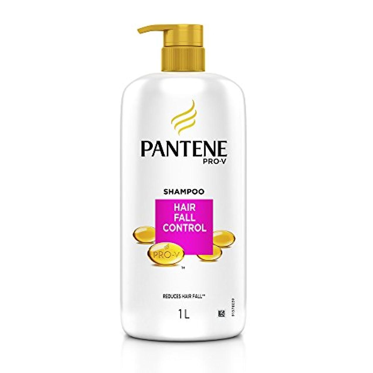 アンカーラフト繁栄PANTENE Hair Fall control SHAMPOO 1 Ltr. (PANTENEヘアフォールコントロールSHAMPOO 1 Ltr。)