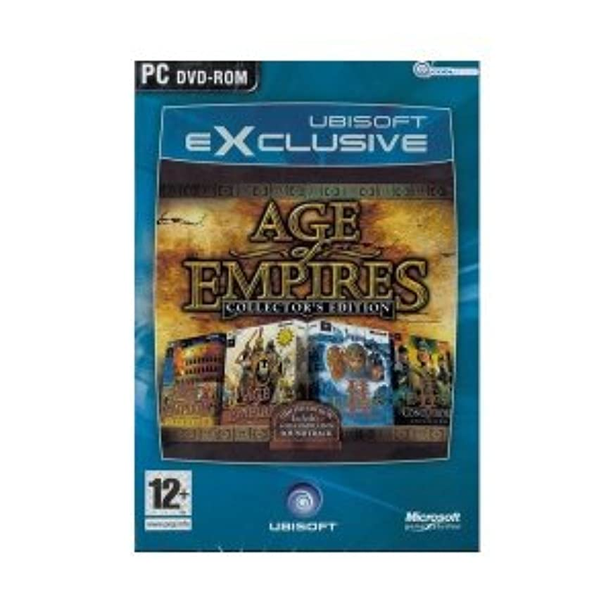 特別な致命的制裁age of empires collector's edition (PC) (輸入版)