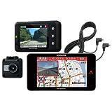 セルスター 無線LAN搭載 GPS内蔵 レーダー探知機+ドライブレコーダーセットCELLSTAR ASSURA(アシュラ) AR-W81GA 610