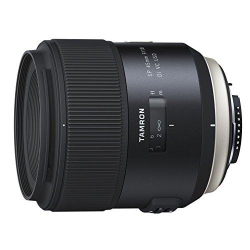 TAMRON 単焦点レンズ SP45mm F1.8 Di ソニーAマウント用 フルサイズ対応 F013S