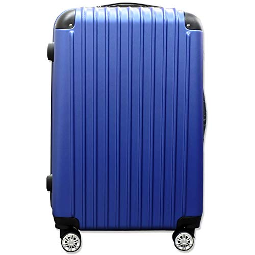 6d8522e6f3 キャリーバッグ キャリーケース Sサイズ キャリーカート スーツケース 機内持ち込み 軽量 丈夫 おしゃれ (ネイビー) 機内 に持ち込めるコンパクトサイズ!